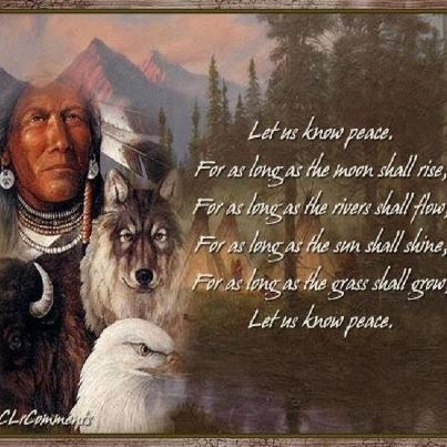 native american friendship quotes
