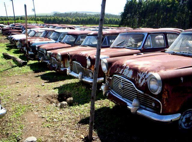 Classic Car Scrap Yards South Africa