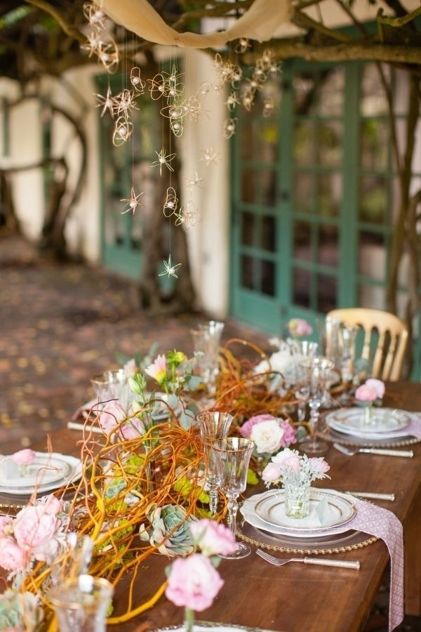 321 best tropical caribbean wedding images on pinterest for Wedding reception centrepieces