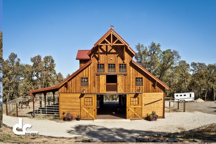 270 best images about timber and pole barn houses on for How to build a house in california