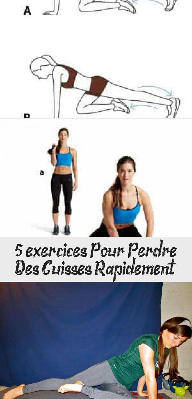 5 exercices Pour Perdre Des Cuisses Rapidement ...