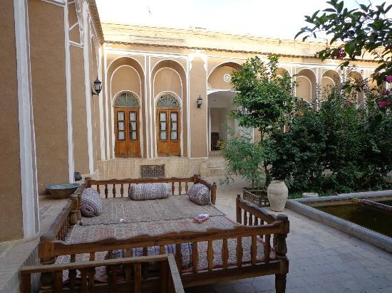 Kohan Hotel Yazd (joaoleitao, Oct 2012) Perfect place to stay in Yazd