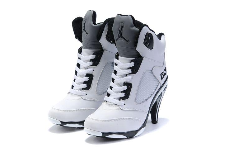 Jordan Heels (Hot Shoe Pics)