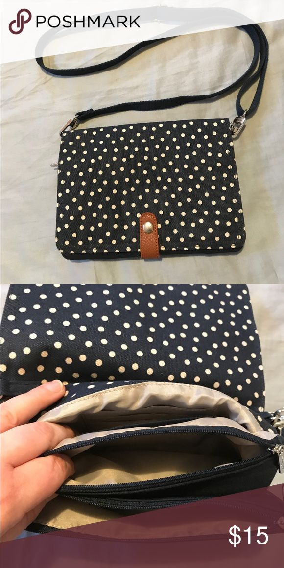 Thirty-One Double up Crossbody Purse New, never used! Thirty-One Bags Crossbody Bags