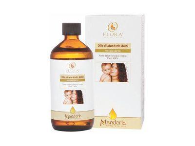 Flora Olio di Mandorle dolci 250 ml: un classico irrinunciabile in gravidanza e non