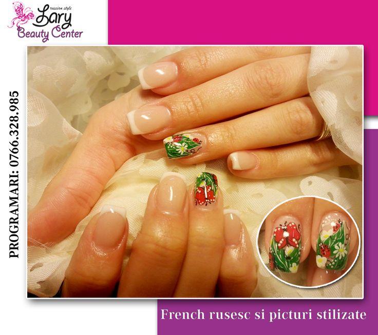 spring nails http://www.larybeautycenter.ro/