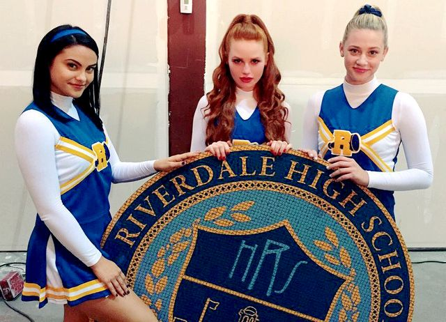 plain riverdale cheerleading outfits 17