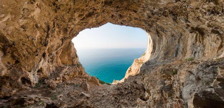Noli, Grotta dei Falsari (Italy) by Alessandro Ugazio.  https://www.360cities.net/image/grotta-dei-falsari-noli-liguria-italy#0.00,7.80,110.0