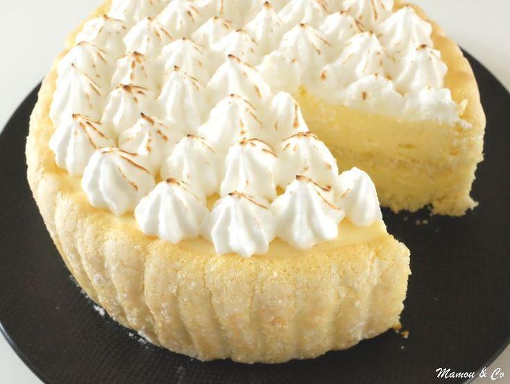 charlotte citron façon tarte au citron meringuée_5