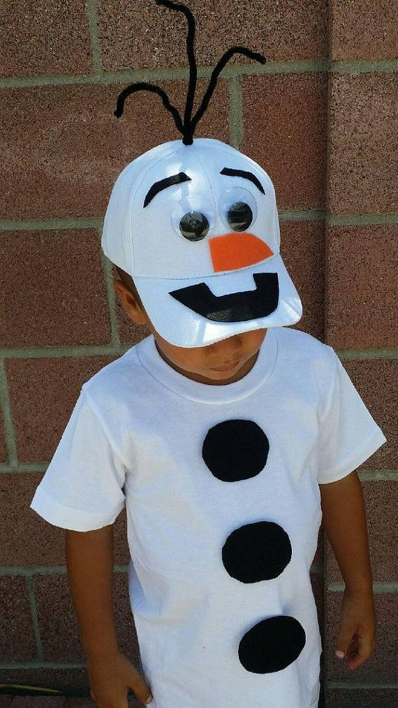 Olaf Snowman Frozen Ana Elsa Boys Birthday by LilDivaStarzBoutique
