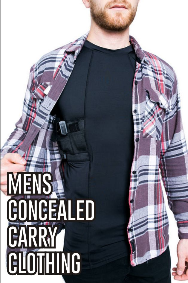 Concealed Carry Shirts. Worn by the Secret Service, FBI, DEA, TSA, and many agencies and police departments worldwide.