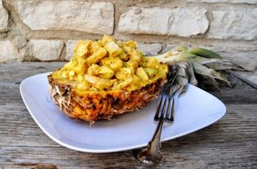 Салат курица с ананасами - пошаговые рецепты с фото. Вкусные классические салаты с курицей и ананасом