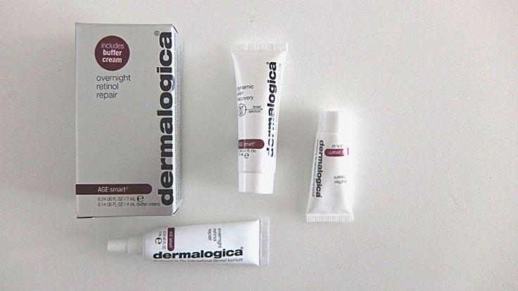 Review- Dermalogica Overnight Retinol Repair - BeautyByBabs