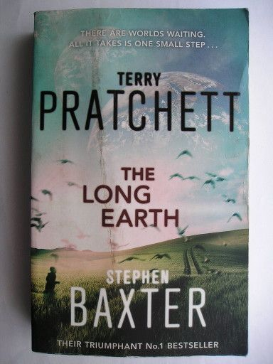 "The novel ""The Long Earth"" by Terry Pratchett and Stephen Baxter was published for the first time in 2012. It's the first book of The Long Earth series. Image photos Getty Images. Click to read a review of this novel!"