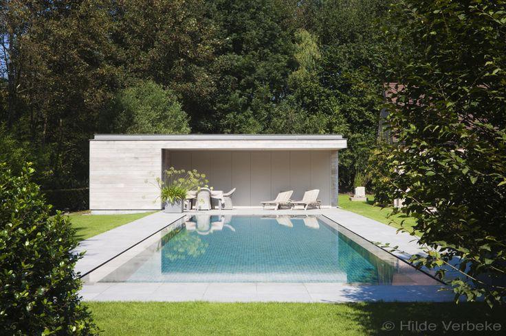 | POOLSIDE | #pool #edge #detailing