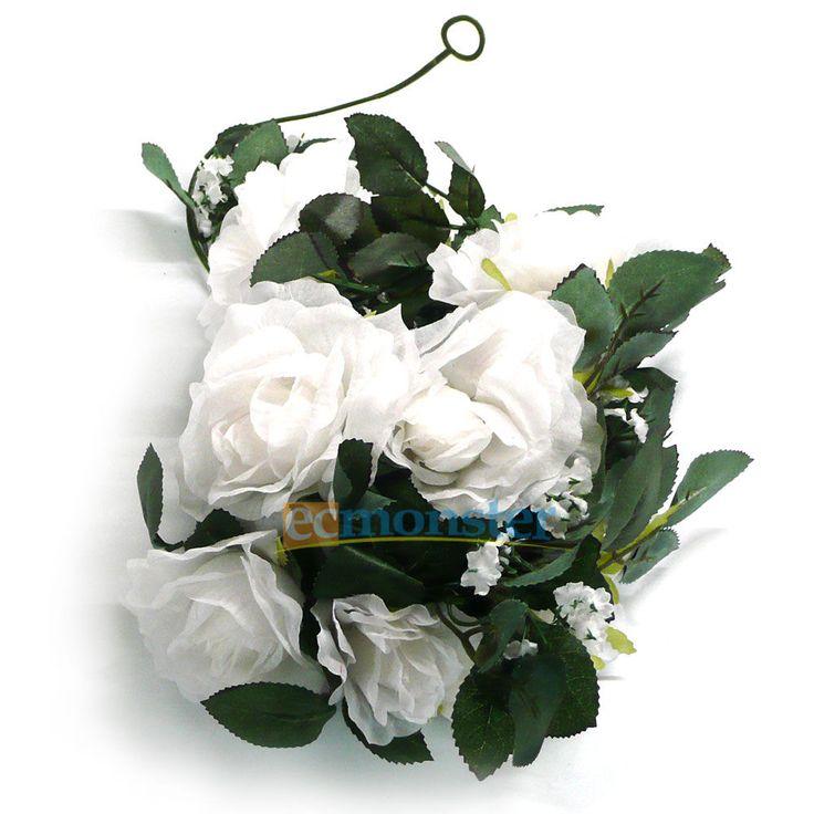 1000 ideas about flower garland wedding on pinterest flower garlands bridesmaid crowns and. Black Bedroom Furniture Sets. Home Design Ideas