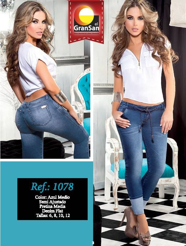Seven7 Jeans es una marca joven y fresca, dedicada a crear diseños de moda para mujer. Cada detalle en sus prendas está pensado para un estilo único. Encuéntrala en los locales 2243 - 2342  #SoyCapaz de creer en mi país!