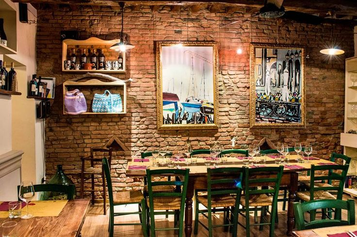Restaurant and Bar in Peccioli #need to go there ;-)