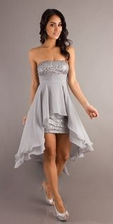 166 best images about dama dresses on Pinterest | Prom dresses ...