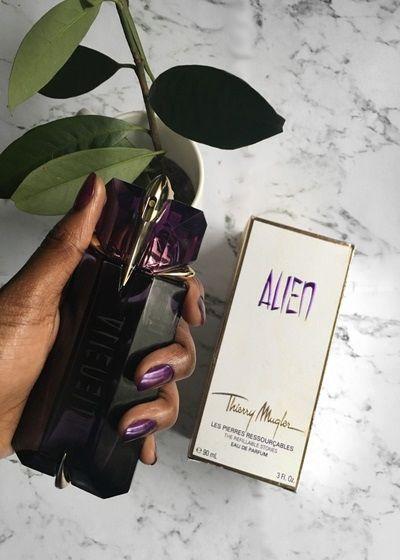 #Alien #perfume #douglas #plant #alienperfume