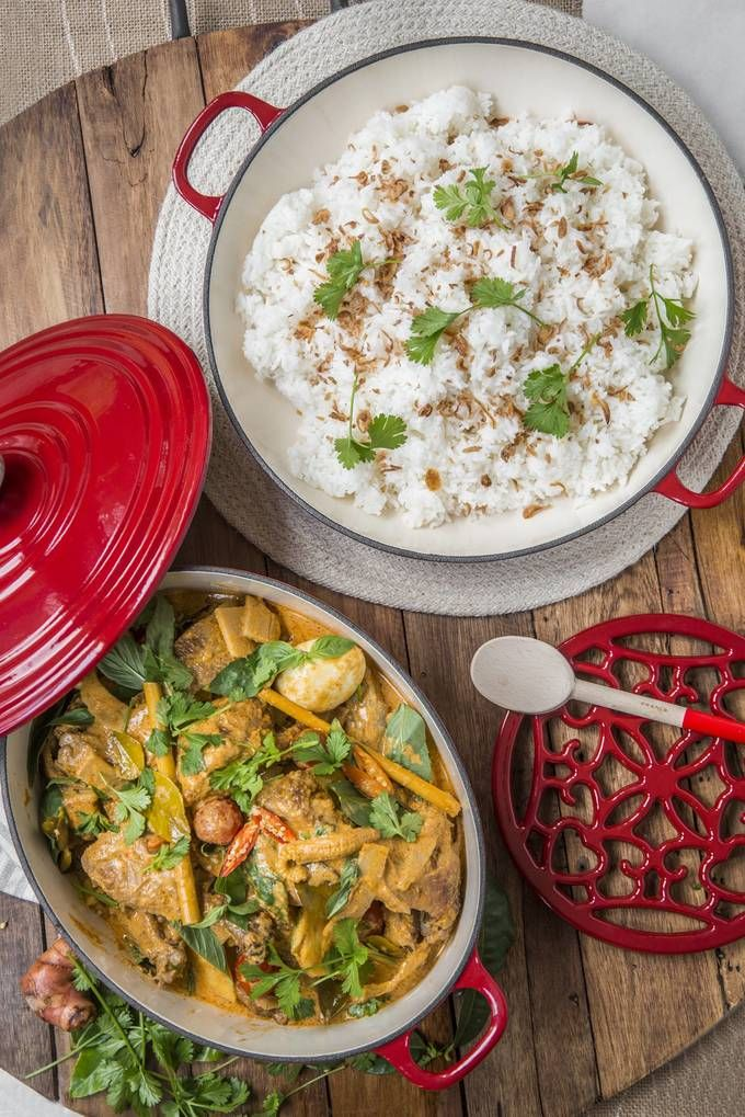 THAI RED DUCK CURRY