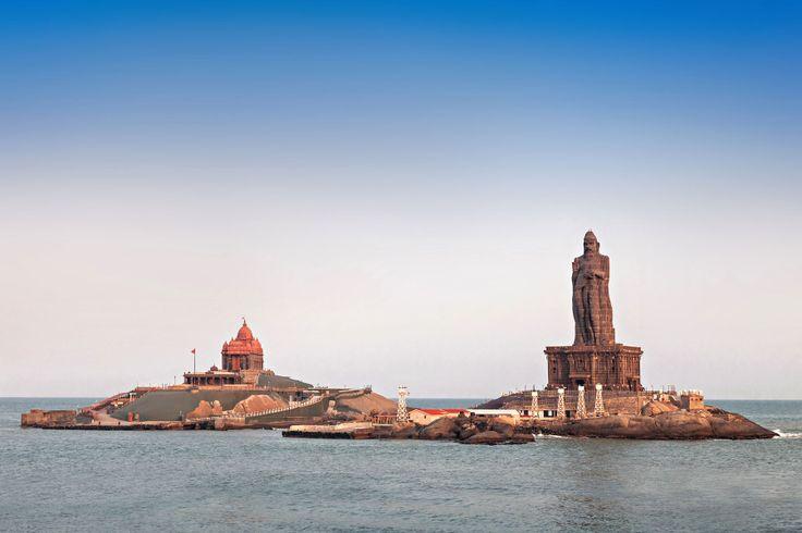 Vivekananda Rock Memorial & Thiruvalluvar Statue, Kanyakumari - India