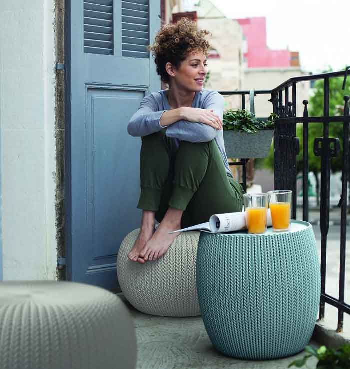 8 Small Balcony Furniture Pieces http://vurni.com/outdoor-balcony-furniture/