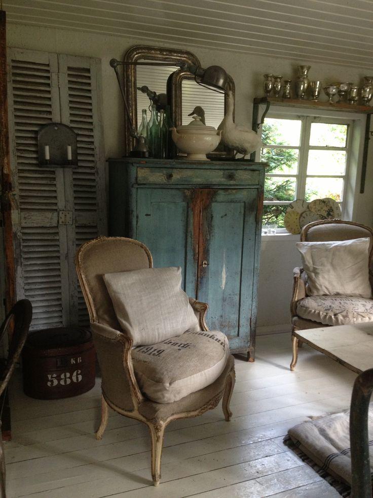 K & Co. Fransk Antik & Vintage. www.k-co.dk
