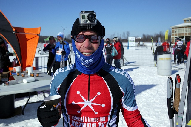 Racing with an International Flair - My race report from heading back to the Gatineau Loppet. This year, it was the 55km Classic race for me!