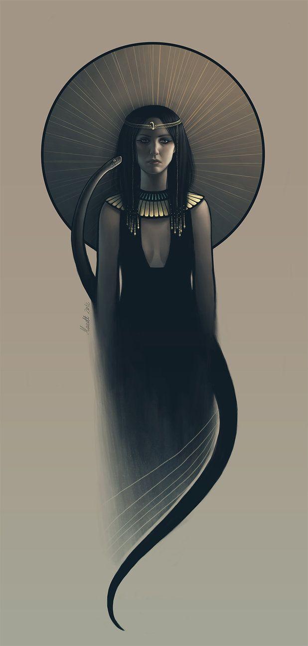 Cleopatra by ~maudt on deviantART