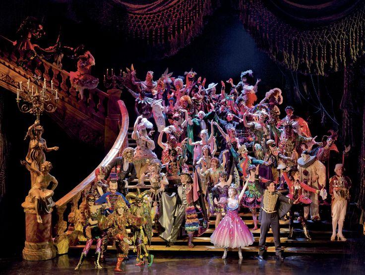 Masquerade. Phantom of the Opera. Photo by
