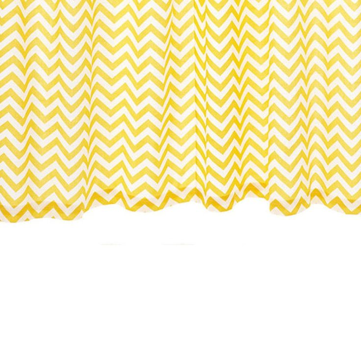 1000 Ideas About Yellow Shower Curtains On Pinterest Curtains Shower Curtains And Red Chevron