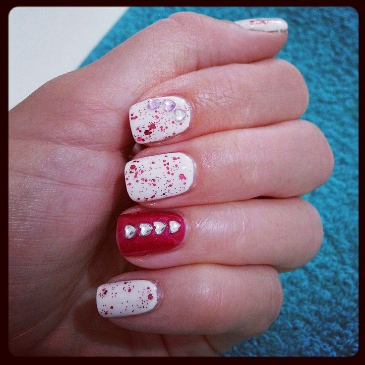 Jessica chalk white, passionate kisses geleration and jessica sparkles collection