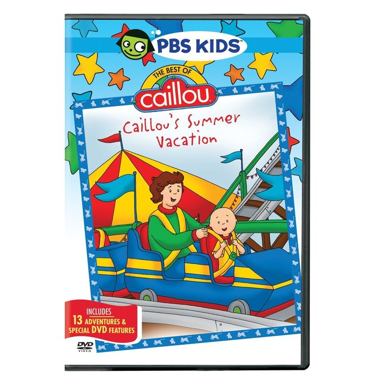 1000+ images about Caillou DVDs on Pinterest | Canada ... Caillou Family Collection 9 13