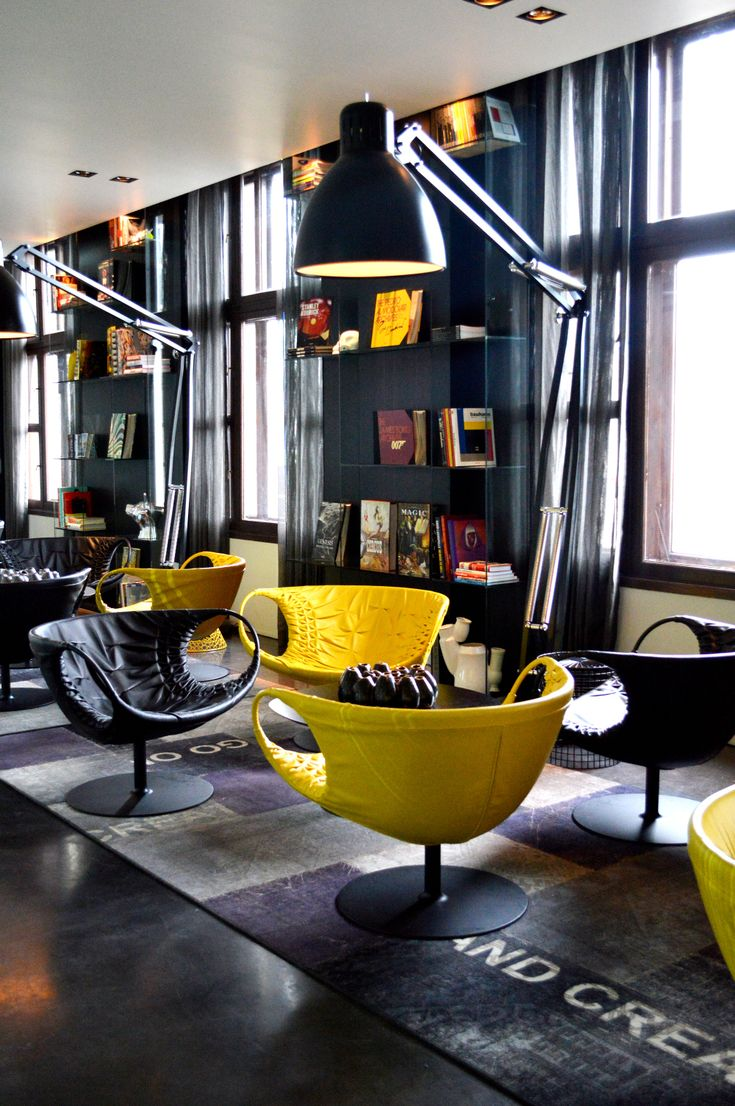 Art'otel Amsterdam, The Netherlands by ADP Architects