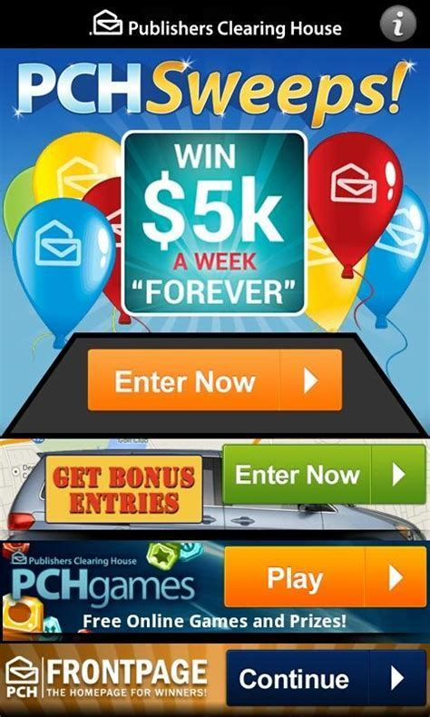 pch instant win games | Games World