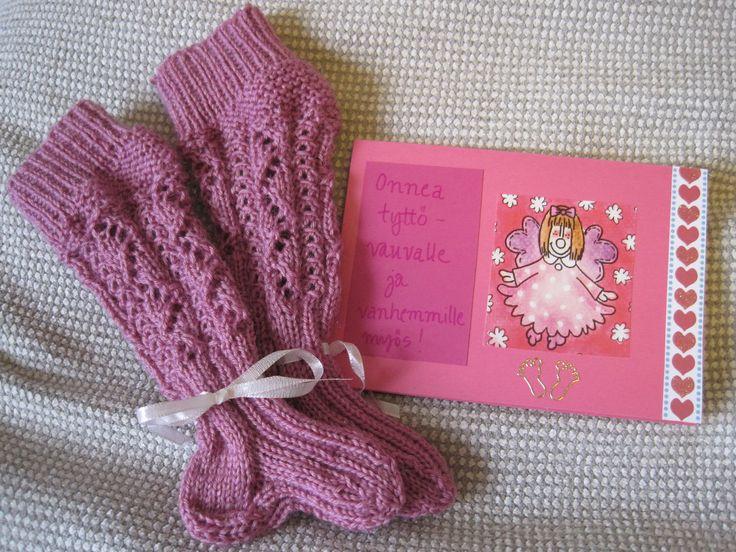 Vauvan sukat (blogi Silmukoiden seassa)