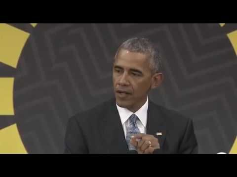 President Obama Speech Today 11/20/16 final speech as US President at in...