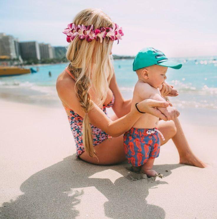 Vremea este numai bună de stat pe plajă! #kinderiafashion #summer#mare #plaja