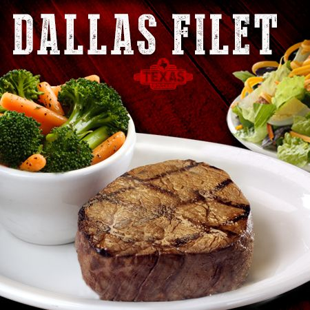 The filet is the most tender steak on our menu. It's a delicious, lean steak that melts in your mouth. Choose from our 6 and 8 ounce cuts. Served with your choice of two sides.