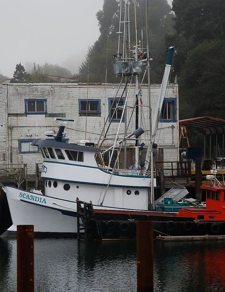 34 best commercial salmon boats images on pinterest for Fort bragg fishing charters