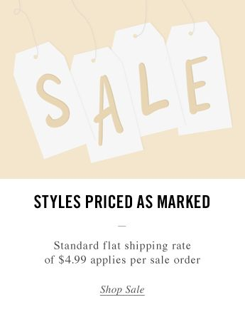 Sale Email Graphic