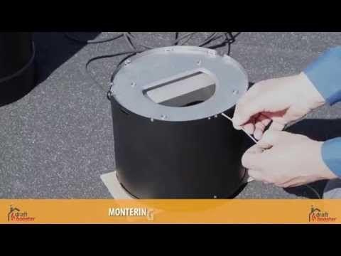 http://draftbooster.no/   I denne videoen viser vi hvordan du enkelt monterer din Draftbooster røyksuger på skorsteinen din.