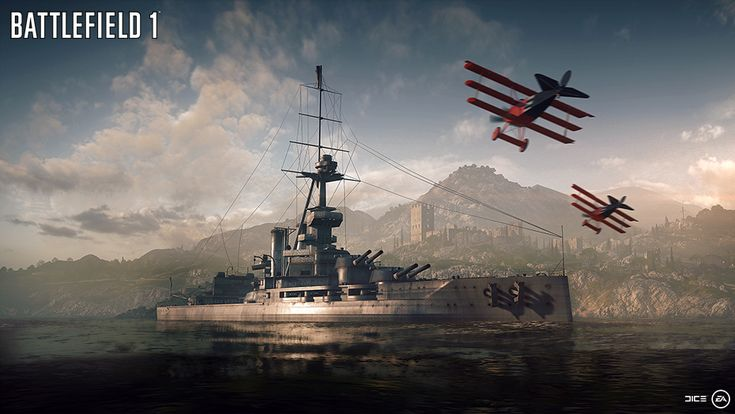 Battlefield 1 Standard Edition for PC Download