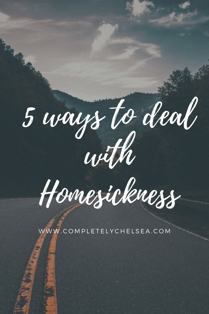 5 Ways to deal with homesickness from the Completely Chelsea blog. Simple ways to feel better when you're homesick abroad. #homesickness #wellness #wellbeing #homesickabroad #livingabroad