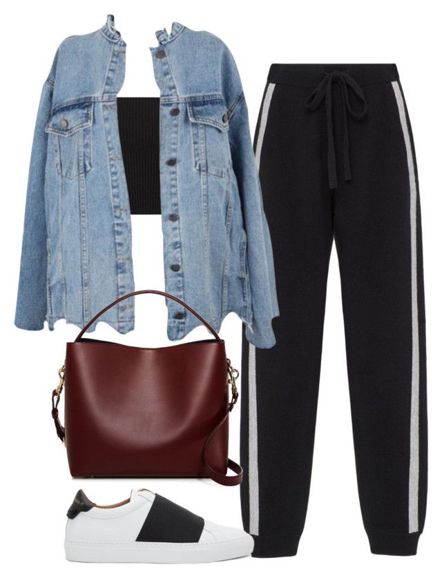 """""""Untitled #1935"""" by deamntr ❤ liked on Polyvore featuring ZoÃ« Jordan, Michael Kors, Céline Lefébure and Givenchy"""