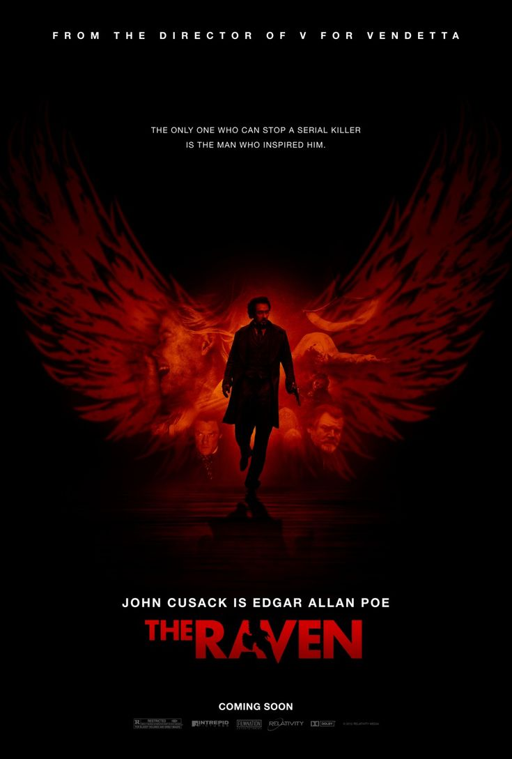 The Raven,starring John Cusack.  Opening night, April 27, 2012.  Yes, I was there.