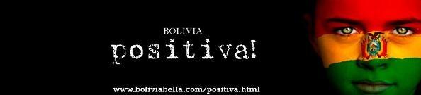 Bolivia Positiva - Solo Noticias Positivas