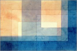 Paul Klee - Haus auf dem Wasser