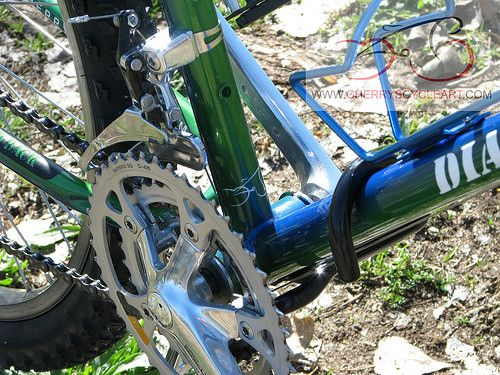 1991 Diamond Back Ascent EX 3 by cherryscycleart, via Flickr · Bicycle  PaintingCycling Art